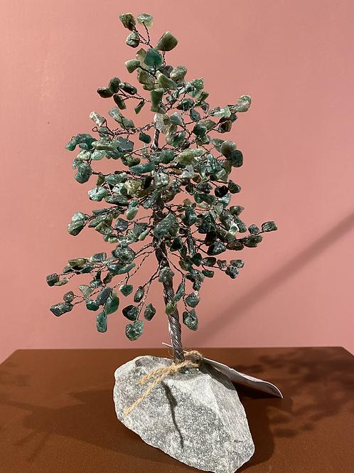 Decoratieve boom van edelsteentjes, klein, Shishi