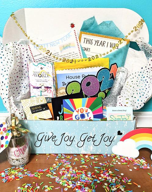 Box # 4 - Joyful New Year