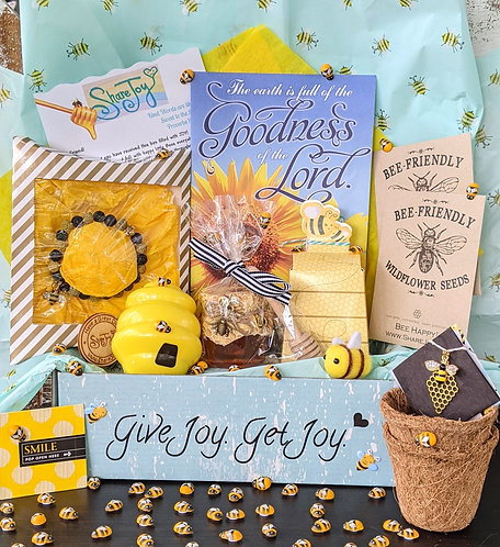 Box # 8 - Bee Happy