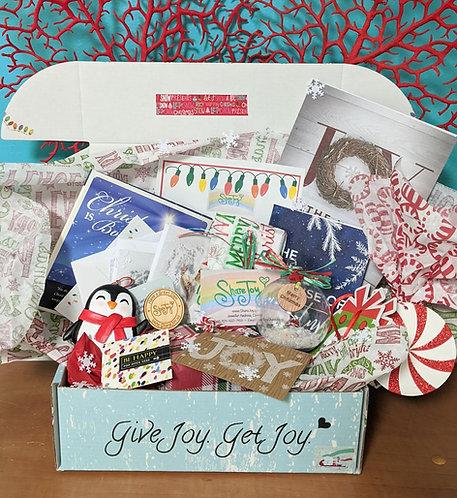 Box # 3B - Snowy Christmas
