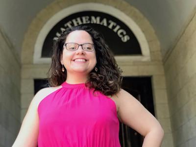 Vanessa Rivera Quiñones Makes Mathematical Models