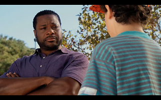 Malcolm-Jamal Warner as Luther in Wannabe