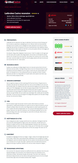 CASINO WEBSITE & REVIEWS