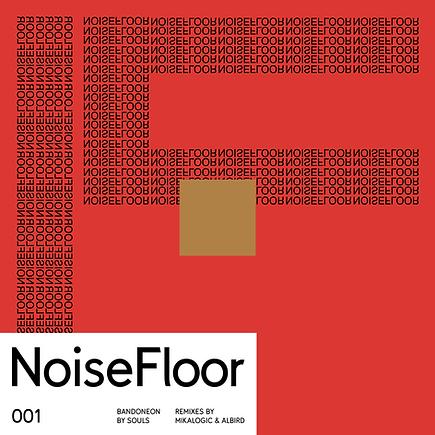 NF001 Album Cover