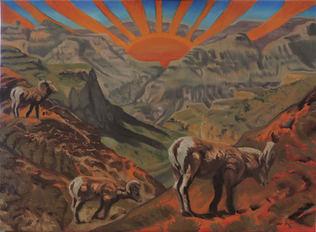 Bighorns & The Canyon
