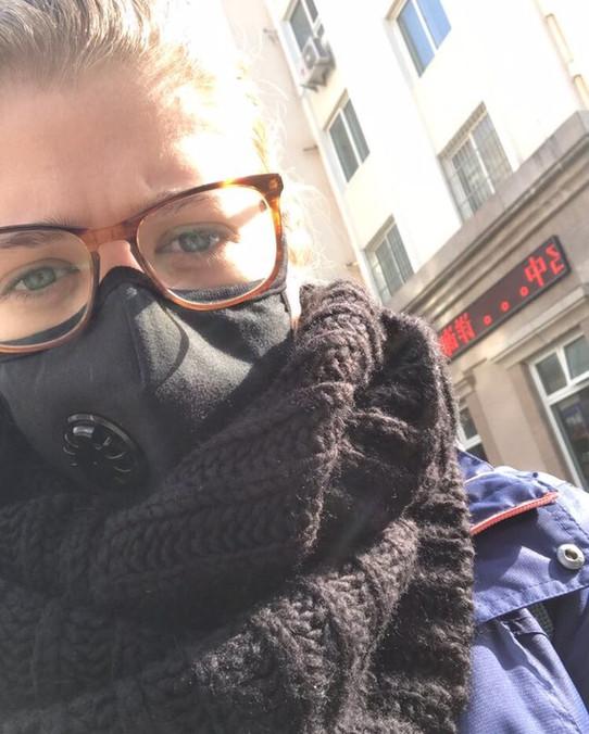 AQI: Air Quality and Wearing Masks