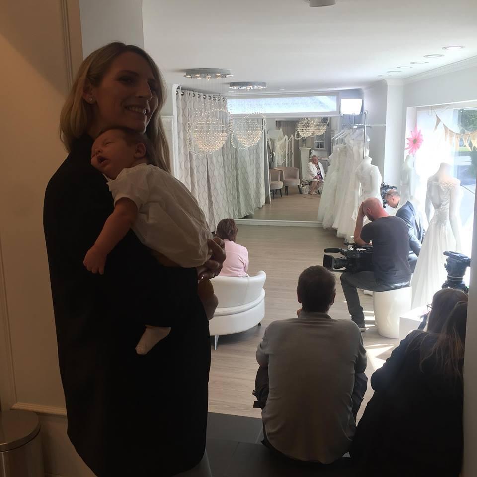 """Lors du tournage de """"Mariés au premier regard"""" à la naissance de ma fille"""