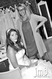 Avec ma petite soeur lors d'un salon