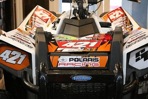 Polaris Scrambler Headlight Deletes