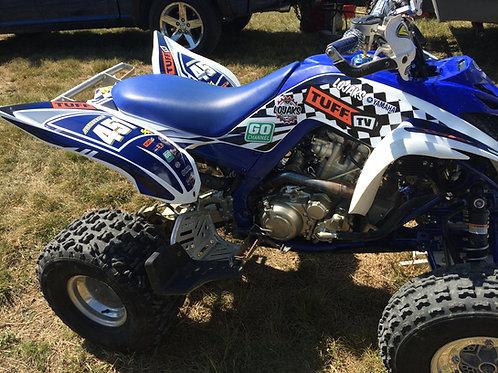Yamaha Raptor 700 06-12