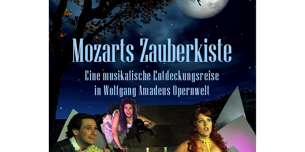 KINDER-HÖRSPIEL Mozarts Zauberkiste | Hürth