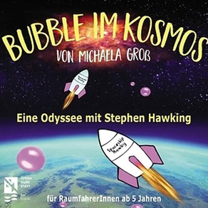 "Hörspiel: ""Bubble im Kosmos"""