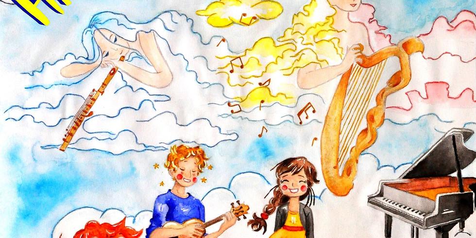 KINDER-HÖRSPIEL Himmlische Strolche Hürth