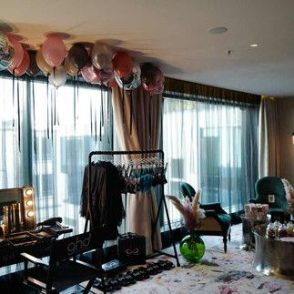 ghd / HKM Bra & Style Party