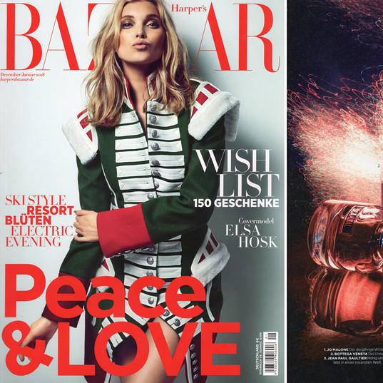 Harpers Bazaar Dezember 2017