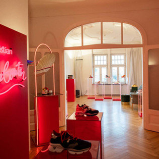 Christian Louboutin Pressday 2018