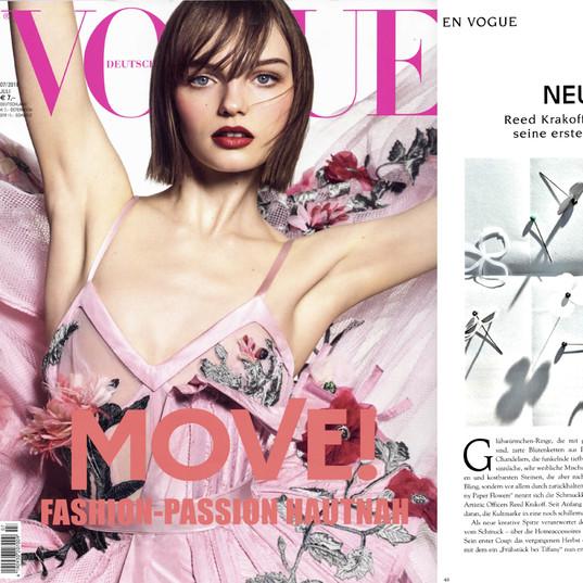 Vogue Juli 2018