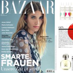 Harpers Bazaar April 2017