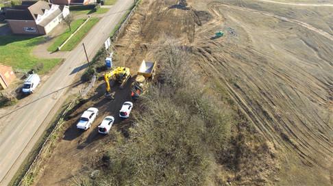 Feb 2019 site cleared