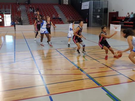 U18 Élite : défaite contre Mulhouse malgré une belle opposition.