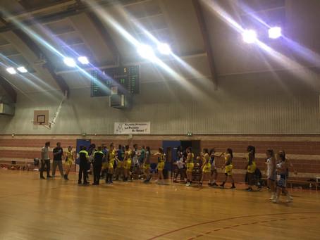Avant la grande première contre Mulhouse dimanche, les U18 Elite ont bataillé contre Trith (Pré-Nat)