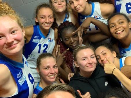 U18 Elite : Victoire à l'extérieur d'Aulnoye contre Charleville !