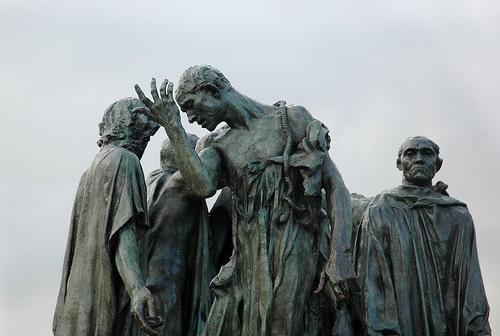 Auguste Rodin Scultpture