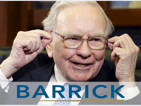 Barrick - The Precious Metal Miner That Changed Buffet's View on Gold