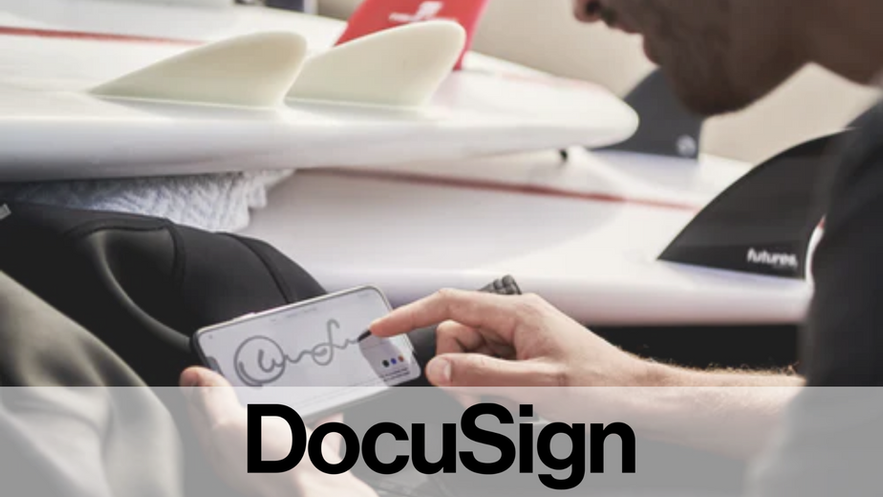 DocuSign Revolutionizing How Agreements are Done