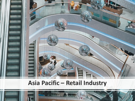APAC- Retail Industry Analysis