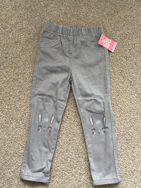 Girls Bunny trousers Matalan BNWT 1.5-2 years