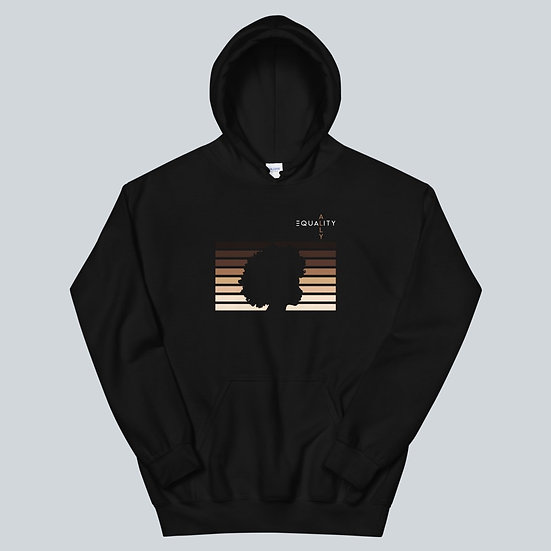 Equality Ally Silhouette Hoodie