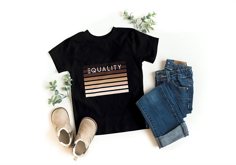 Toddler Equality Tee