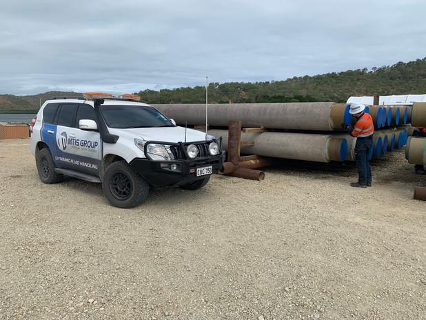 Pipeline Preservation
