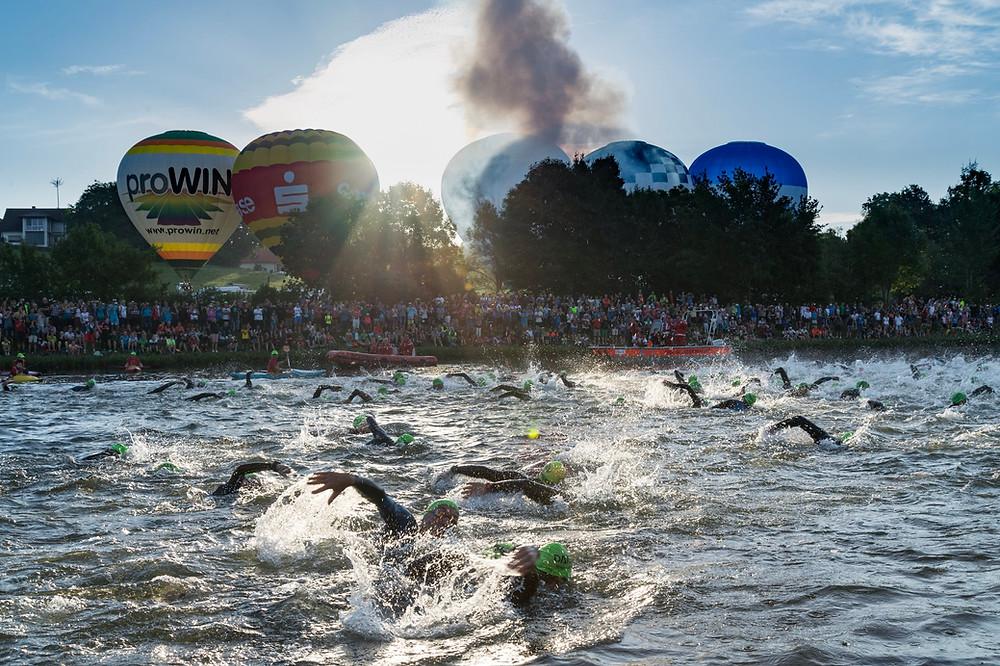 Challenge Roth Swim