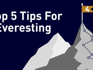 Top 5 Tips for vEveresting