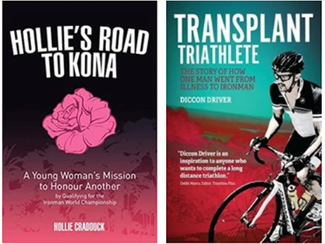 4 Inspirational Books for Triathletes