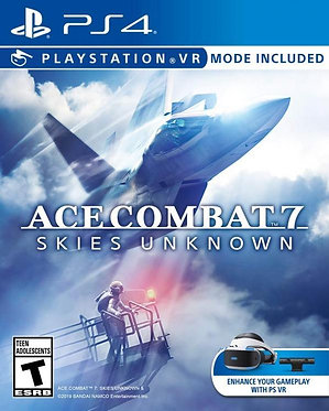 JUEGO ACE COMBAT 7 PS4
