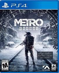 JUEGO METRO EXODUS PS4