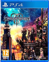 JUEGO KINGDOM HEARTS 3 PS4