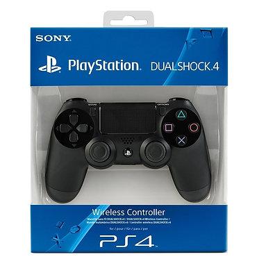 Control Dualshock PlayStation 4 Negro