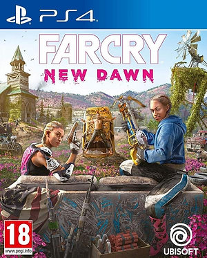JUEGO FARCRY NEW DAWN PS4
