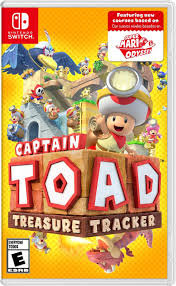 JUEGO SWITCH CAPTAIN TOAD