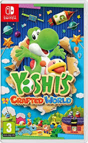 JUEGO SWITCH YOSHIS CRAFTED WORLD
