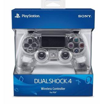 Control Dualshock PlayStation 4 Cristal