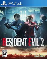 JUEGO RESIDENT EVIL 2 PS4 REMAKE