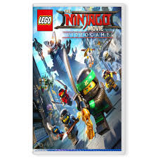 JUEGO SWITCH LEGO NINJAGO MOVIE