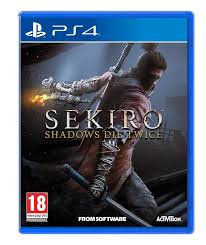 JUEGO SEKIRO SHADOWS DIE TWICE PS4