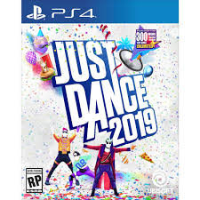 JUEGO JUST DANCE 19 PS4