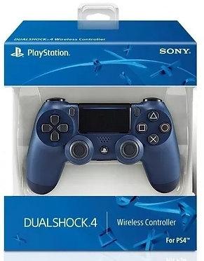 Control Dualshock PlayStation 4 Azul Media Noche